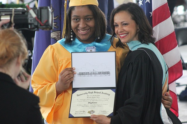 African Graduate
