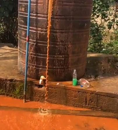 NDU dirty water supply