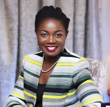 Women in Leadership: Meet Lucy Quist, a Global Role Model in Bussiness Leadership.
