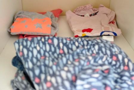 Plusieurs tenues au choix