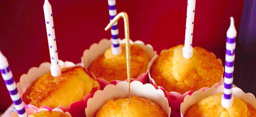 Gâteau du premier anniversaire