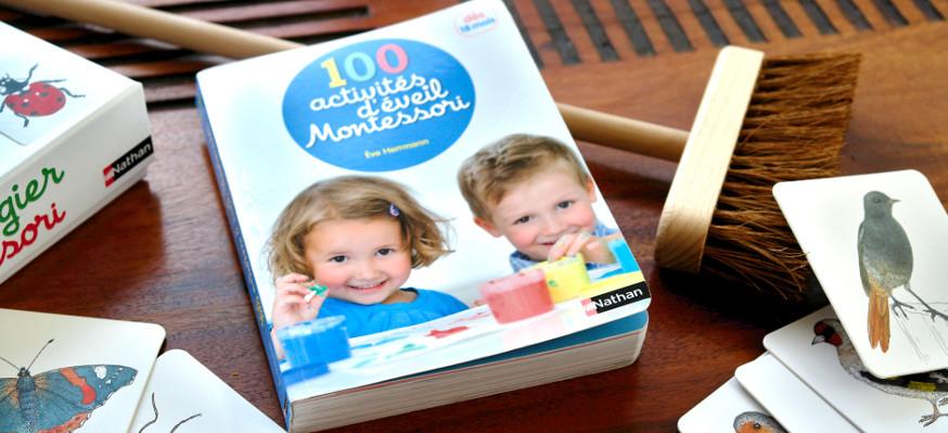 100 activites d'éveil Montessori