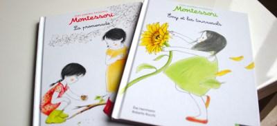 Collection Mes petites histoires Montessori