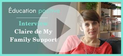 [Vidéo] Parentalité positive : les conseils de Claire, accompagnatrice familiale