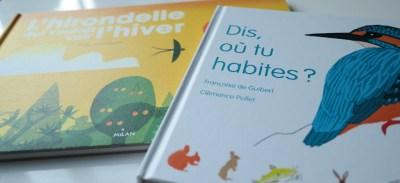 2 livres pour partir à la découverte de la nature