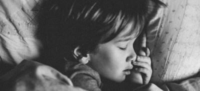 Problèmes de sommeil de l'enfant : on vous raconte notre expérience