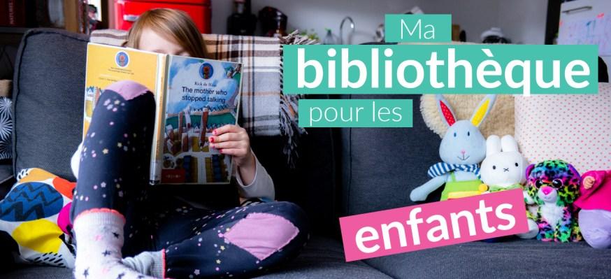Ma bibliothèque pour les enfants