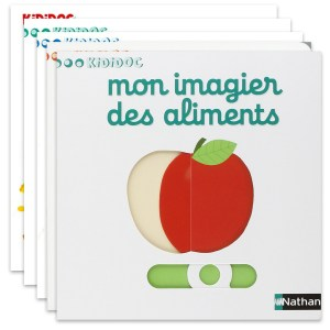 Collection Livres Imagier Kididoc - Nathan