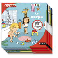 Collection Livres Kididoc - Nathan