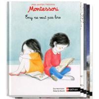 Collection Livres Mes petites histoires Montessori