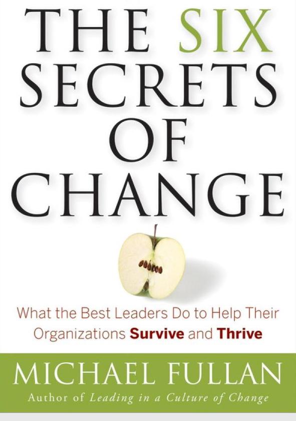 6 Secrets of Change