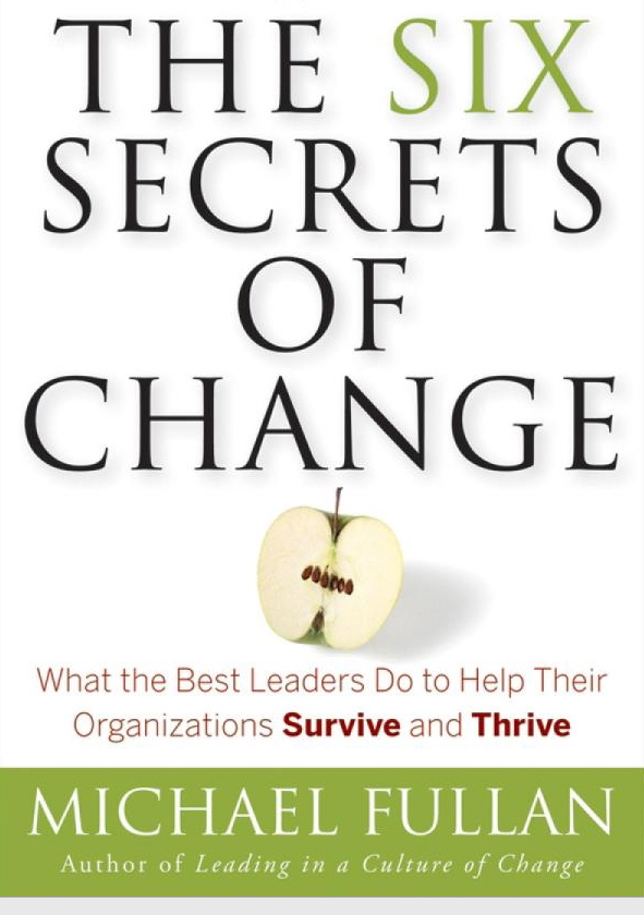 6 Secrets of Change