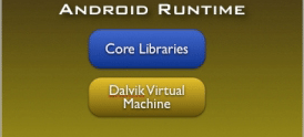 Android architecture: Android runtime layer