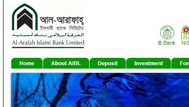 Al-Arafah Islami Bank Limited Job Circular 2019