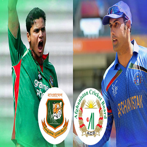 Bangladesh Afghanistan Match Live Score