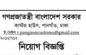 pangoan custome house job circular 2019