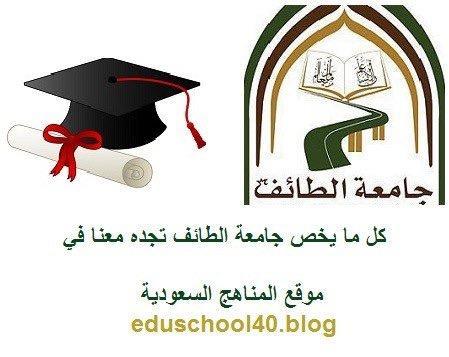 الاختبار النهائي مقرر تقنية المعلومات م 7 الفصل الاول 1440 هـ – جامعة الطائف