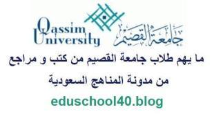 جامعة القصيم تعلن موعد ومقر الاختبارات للقبول في برامج الدراسات العليا 1440 هـ / 1441 هـ