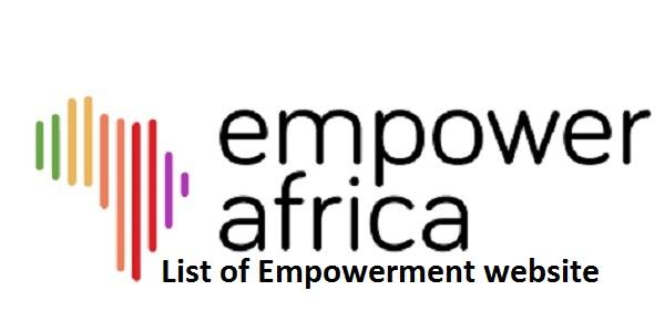 List of Empowerment website