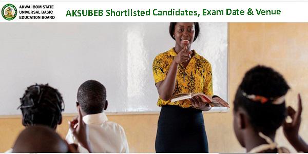 AKSUBEB Shortlisted Candidates, Exam Date & Venue