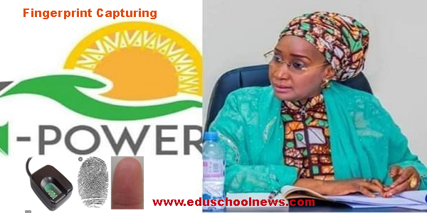 Npower Fingerprint Capturing