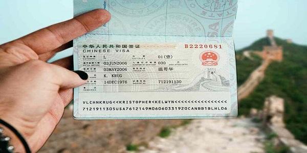 Cost of China VISA
