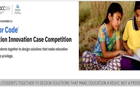 Call For Code Education Innovation Case Competition