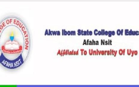 Akwa Ibom State College of Education Massive Recruitment
