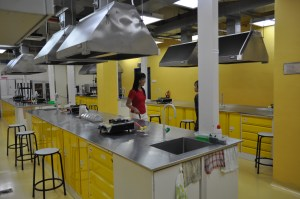 UCSI University Food Science lab
