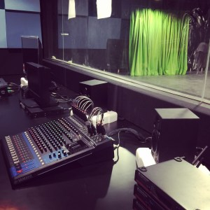 TV Control Studio at KDU University College