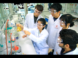 The Chemical Engineering degree at UCSI University is accredited by the Board of Engineers Malaysia