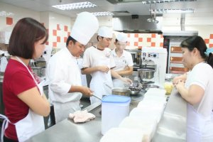 Preparation & Production Kitchens at KDU Penang