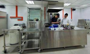 Avant - Molecular Kitchen for Culinary Arts Students at University of Wollongong (UOW) Malaysia KDU