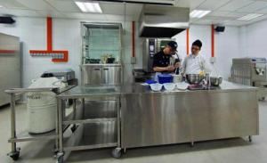 Avant - Molecular Kitchen for Culinary Arts Students at KDU University College Utropolis Glenmarie