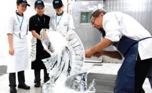Glace - Ice Carvery at KDU University College Utropolis Glenmarie