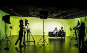 The Frame - TV Production Station at KDU University College Utropolis Glenmarie