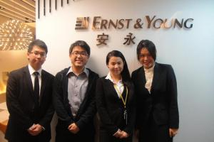 Hong Kong PolyU students have access to top companies in Hong Kong for their Work Integrated Education (WIE)