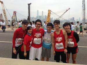 Hong Kong PolyU student activities
