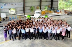 Top University in Malaysia for Aircraft Maintenance
