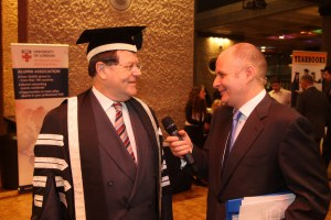 University of London 2012 graduation