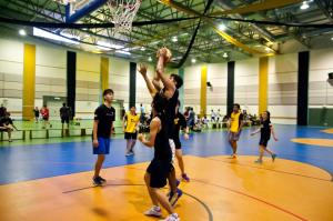 Excellent sports facilities at Curtin University Sarawak