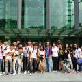 KDU University College business students visiting Bank Negara
