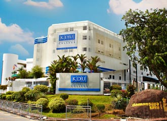 Founded in 1983, KDU College at Damansara Jaya Campus is an excellent choice for the A-Levels, Law & American Degree Program