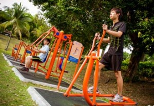 Nilai University's 105-acre campus has excellent sporting facilities to keep student fit and healthy.