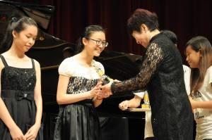 Maxy Chan, UCSI University Music student wins Gold Award at the Grand Finals in Taiwan
