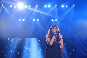 Quek Shio Yee during her winning performance