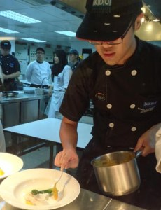 """""""I found the information on KDU's Culinary Arts programme easily through EduSpiral and answered all my questions quickly. They helped me to register and everything was smooth."""" Tan Wei Kang Diploma in Culinary Arts at KDU University College"""