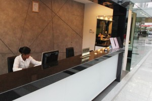 Hospitality students at UCSI University get invaluable work experience at the on-campus Le Quadri Hotel