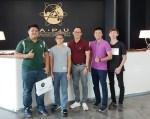 EduSpiral counseled me online on the software engineering courses & then took me & my friends to tour the university. Boon Ping, Software Engineering at Asia Pacific University (APU)