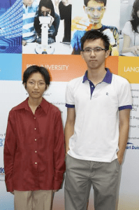 KBU International College top performing AUSMAT students